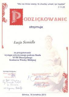 K 2013