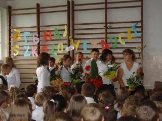 Zakończenie Roku Szkolnego 2006